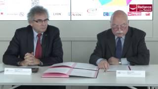 Signature Convention : Radiance Humanis - CMA Rhône