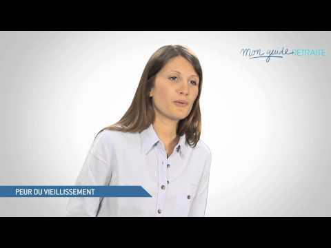 Info Retraite -- La Peur De Vieillir