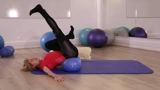 Yoga senior: posture inversée