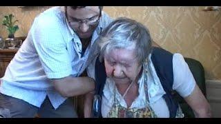 Aide à domicile pour personnes âgées